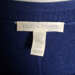 Eileen Fisher Sweaters - Eileen Fisher sweater Navy blue size XS